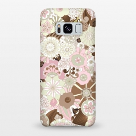 Galaxy S8+  Flowers, Flowers Everywhere by Paula Ohreen