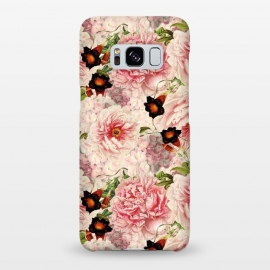 Galaxy S8+  Victorian Vintage Roses by Utart