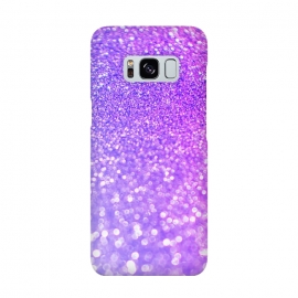 Purple Pink Glitter Dream by Utart