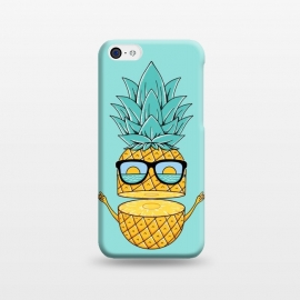 iPhone 5C  Pineapple Sunglasses by Coffee Man