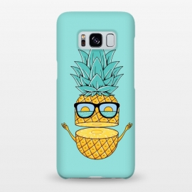 Galaxy S8+  Pineapple Sunglasses by Coffee Man