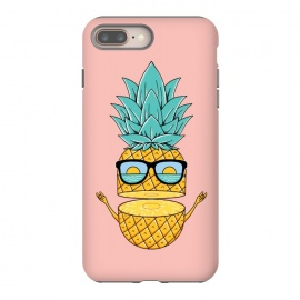Pineapple Sunglasses Pink by Coffee Man