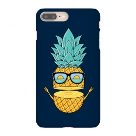 Pineapple Sunglasses Blue by Coffee Man