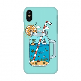 iPhone X  Drink Landscape by Coffee Man