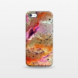 iPhone 5C  Galaxy Inverted by Gringoface Designs