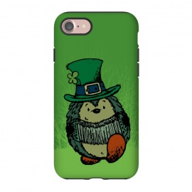 iPhone 8/7  ST.PATRICK HEDGEHOG by Mangulica