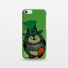 iPhone 5C  ST.PATRICK HEDGEHOG by Mangulica