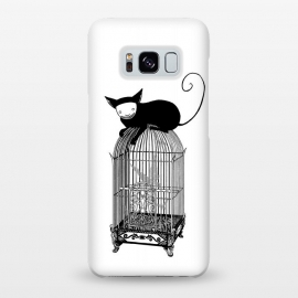 Galaxy S8+  Cages by Laura Nagel
