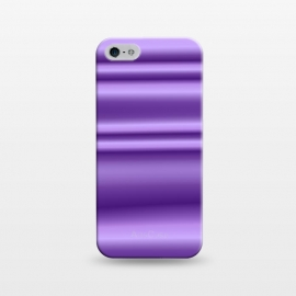 iPhone 5/5E/5s  Shiny Purple by Andrea Haase