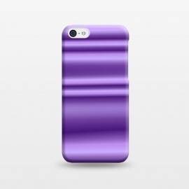 iPhone 5C  Shiny Purple by Andrea Haase