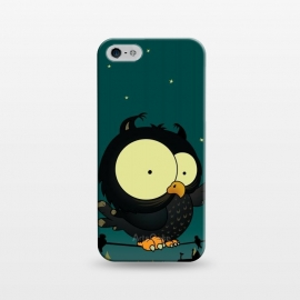 iPhone 5/5E/5s  Little Owl by Mangulica