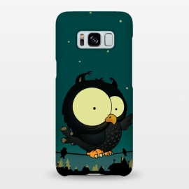 Galaxy S8+  Little Owl by Mangulica