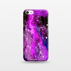 iPhone 5C  Ultraviolet Galaxy by Gringoface Designs