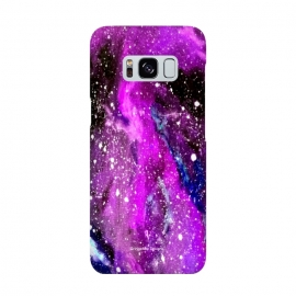 Ultraviolet Galaxy by Gringoface Designs
