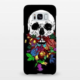 Galaxy S8+  Beardtanical by Gringoface Designs