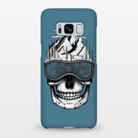 Galaxy S8+  Skullorado by Gringoface Designs