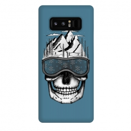 Galaxy Note 8  Skullorado by Gringoface Designs