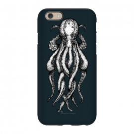 iPhone 6/6s  Octopus 1 by Gringoface Designs