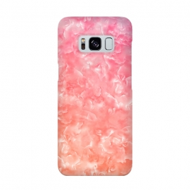 Pink Mother of Pearl Pattern by Utart