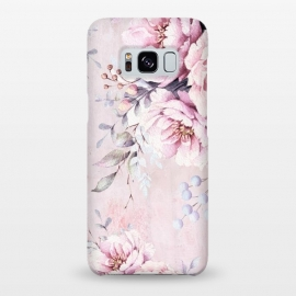 Galaxy S8+  Vintage roses and Peonies by Utart