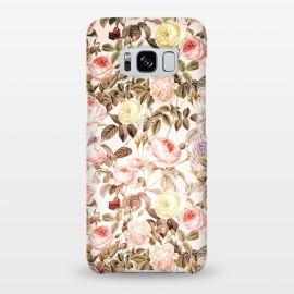 Galaxy S8+  Vintage Roses Pattern by Utart