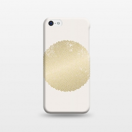 Golden Ornament Off White by Andrea Haase