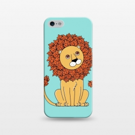iPhone 5/5E/5s  Lion by Coffee Man