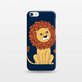 iPhone 5C  Lion 2 by Coffee Man