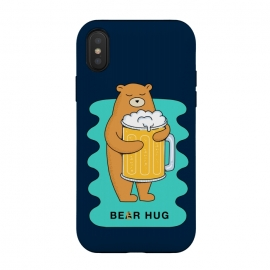 iPhone Xs / X  Beer Hug by
