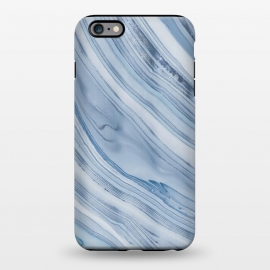 iPhone 6/6s plus  Blue Marble Elegance by Andrea Haase