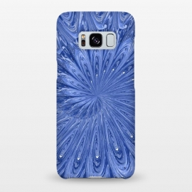 Galaxy S8+  Fractal Spiral by Andrea Haase