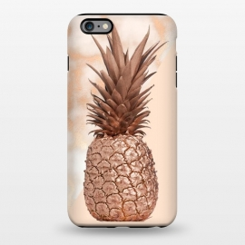 iPhone 6/6s plus  Sweet Copper Pineapple and Marble by Utart
