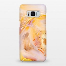 Galaxy S8+  Rose Gold Agate by Utart