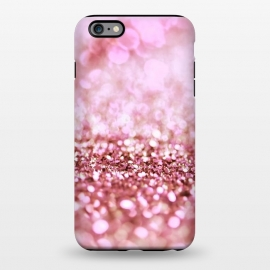 iPhone 6/6s plus   Rose Gold Girly Glitter by Utart