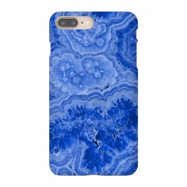 iPhone 8/7 plus  Blue Agate by