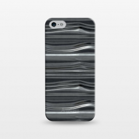 iPhone 5/5E/5s  Chrome Lines by