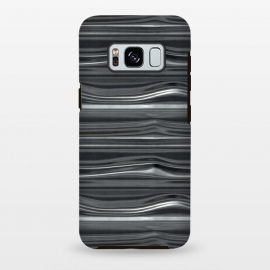 Galaxy S8 plus  Chrome Lines by