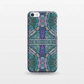 iPhone 5C  90S geo by Susanna Nousiainen