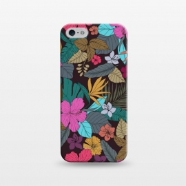 iPhone 5/5E/5s  Tropical flower II by Susanna Nousiainen