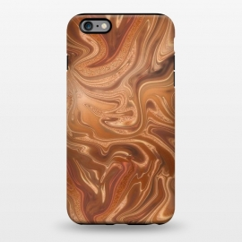 iPhone 6/6s plus  Shimmering Copper Glamorous Luxury by Andrea Haase