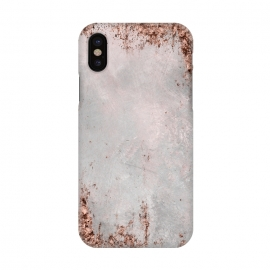 iPhone X  Copper Glamour by Andrea Haase