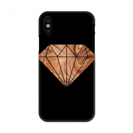 iPhone Xs/X  Copper Diamond by Andrea Haase