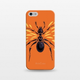 iPhone 5/5E/5s  Winged Ant  Abstract Art by