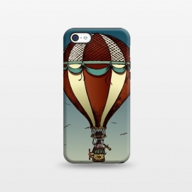 iPhone 5C  Fantastic voyage of Mr.Pig by Mangulica