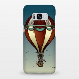 Galaxy S8+  Fantastic voyage of Mr.Pig by Mangulica