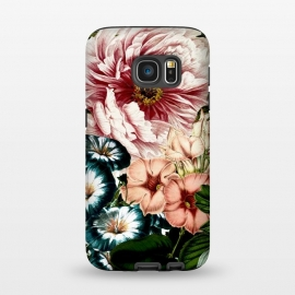 Galaxy S7  Vintage Peony and Little Bell by Utart