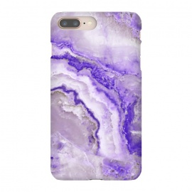 iPhone 8/7 plus  Ultra Violet Veined Marble by