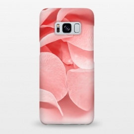 Galaxy S8+  Pink Rose Blossom by Utart