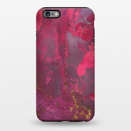 iPhone 6/6s plus  Pink Gold Marble by Utart