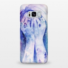 Galaxy S8+  Galaxy Girl by DejaDrewit